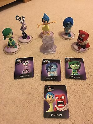 Disney Infinity 3.0 Inside Out Figures And Play Set