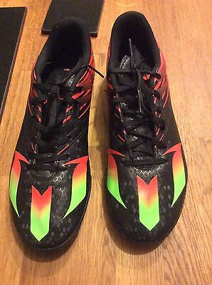 adidas messi trainers Size Uk 9