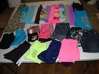 Lot Of Girls Justice Brand Clothes Size 10 Great For Spring Summer