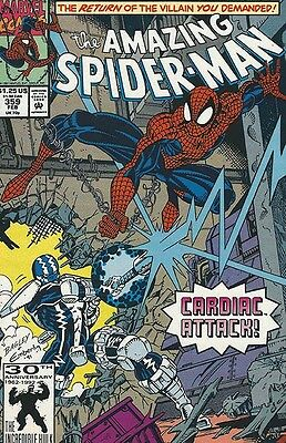 The Amazing Spider-Man #359 (1992)