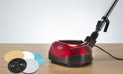 Floor Polisher Commercial Buffer Scrubber Electric Cleaner Telescopic Handle Pad