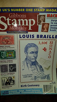 Stanley Gibbons Stamp Monthly Magazine - March 2010