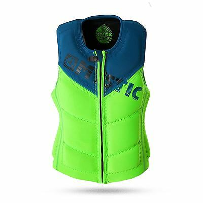 Mystic STAR Wakeboard Impact Vest 2016 - Green