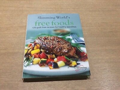 Slimming World's Free Foods - Weight Watching / Loss Book - Vgc