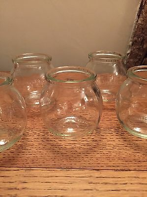 50 Clear Glass Tea Light Holders For Wedding Or Party Brand New