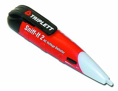 NEW Triplett Sniff-It 2 Non-Contact AC Voltage Detector (#9601) FREE SHIPPING