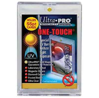 55pt ONE-TOUCH MAGNETIC CARD HOLDER - ULTRA PRO SPECIALTY SERIES