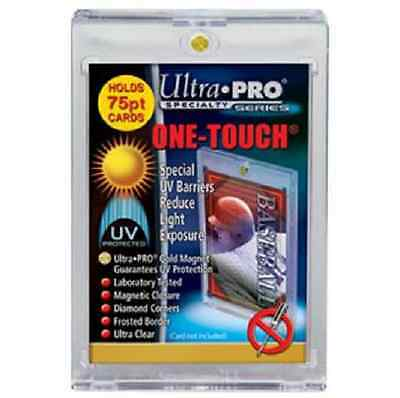 75pt ONE-TOUCH MAGNETIC CARD HOLDER - ULTRA PRO SPECIALTY SERIES