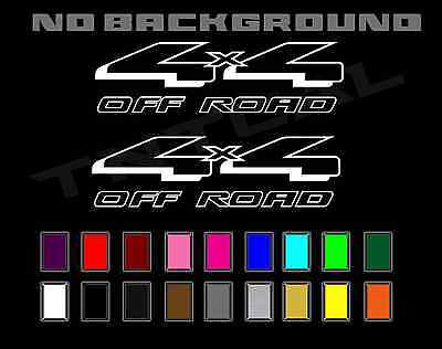 Ford F 150 4x4 Off Road Truck Bed Decal Set Vinyl Stickers 1399