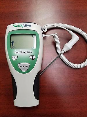 Welch Allyn SureTemp Plus Thermometer With Probe