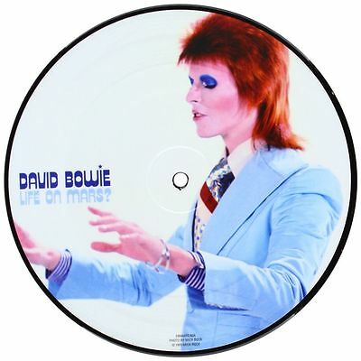 David Bowie - Life on mars - 40th Anniversary picture disc 7 vinyl