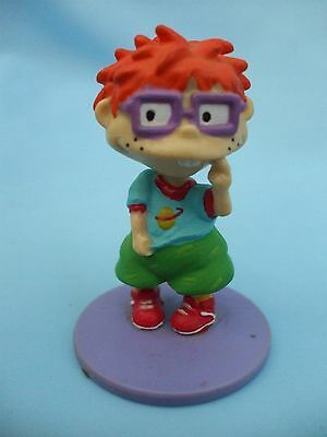 Collectable Viacom 1997 Rugrats Chuckie Figure