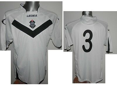 Rare FC Lugano #3 Away Football Shirt Soccer SWISS - L