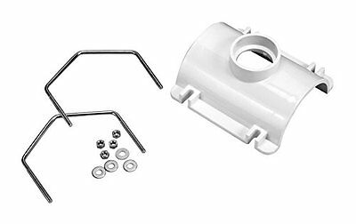 Oatey 43789 PVC Saddle Tee Kit, 3-Inch x 2-Inch