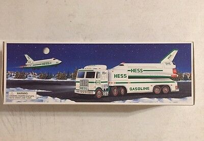 1999* Hess* Truck* And Space Shuttle*  Mint* In* Box*