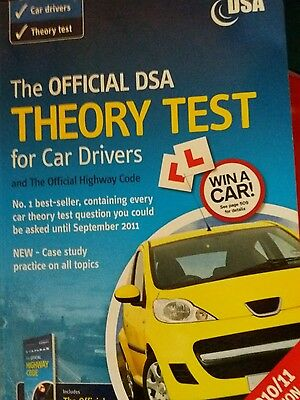 The Official Dsa Theory Test For Car Drivers Book