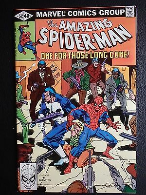 The Amazing SPIDER-MAN #202 VF-NM