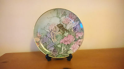 Heinrich The Flower Fairies Collection Plate Limited Edition