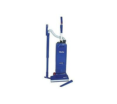 Clarke DMU 18 Dual Motor Commercial Upright Vacuum Cleaner