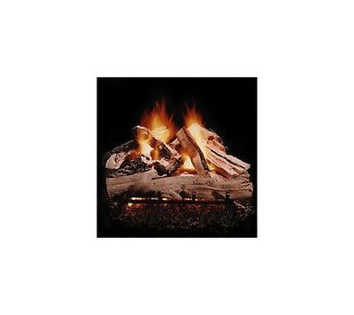 "Woodfield 49925 Fresh Cut Natural Gas Logs 24"" Perterson"