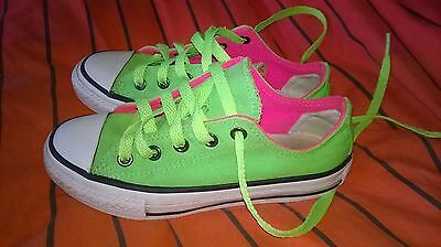 Converse boys trainers size 11.5