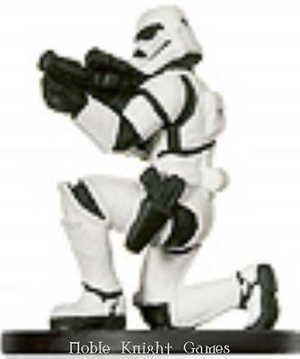 WOTC Star Wars Minis Universe Stormtrooper Commander NM
