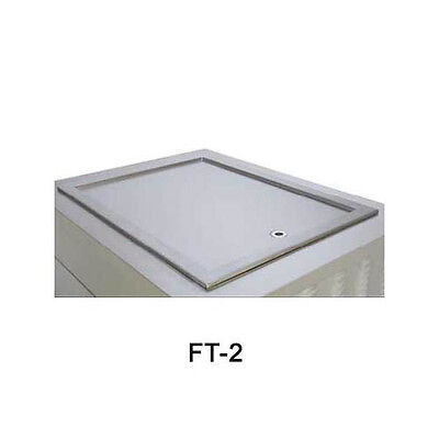 Wells FT-6 6 Pan Mechanically Cooled Drop-in Frost Top