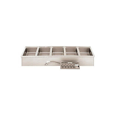 "Wells MOD-500 (5) 12""x20"" Built-in Top Mount Food Warmer"