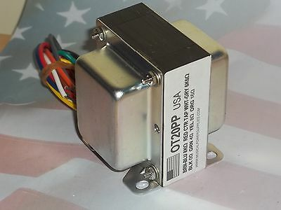 OT20PP (USA) Output transformer VC87 Covers 25VA & 8K/6K6 to 4/8/16 ohm