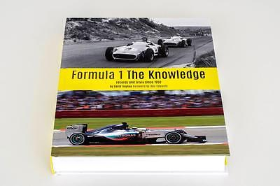 FORMULA 1 THE KNOWLEDGE (signed by author, free UK shipping)