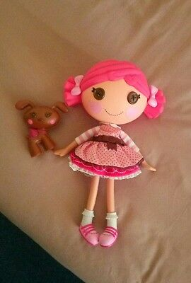 Lalaloopsy Full Size Toffee Cocoa Cuddles And Pet