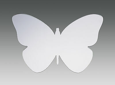 Butterfly acrylic mirror, childs bedroom / playroom wall shatterproof