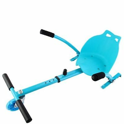 Adjustable Go Kart Car HoverKart Stand Two Wheel Self Balancing Scooter GKC72
