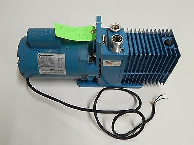 Precision  Model 195 DD Vacuum Pump TESTED  - SEE VIDEO !!!!