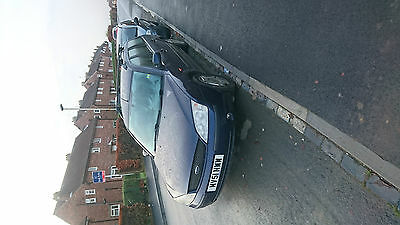 2001 Ford Mondeo Lx Blue