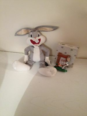 Bugs Bunny Toy And Little Photo Frame