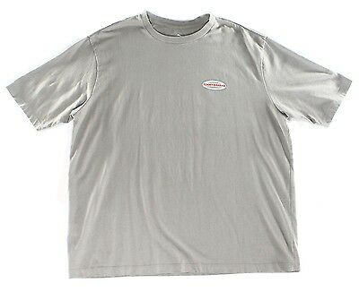 Tommy Bahama NEW Gray Men's Size Small S Relax Graphic Tee T-Shirt $45 993