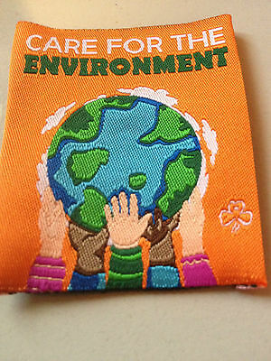 Girl Guides / Scouts Care for the Environment