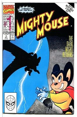 Marvel Comics Mighty Mouse #1! 1990! NM! Near Mint!