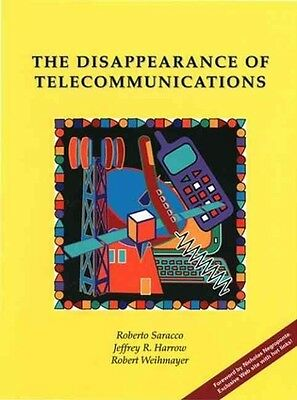The Disappearance of Telecommunications by Roberto Saracco Paperback Book (Engli
