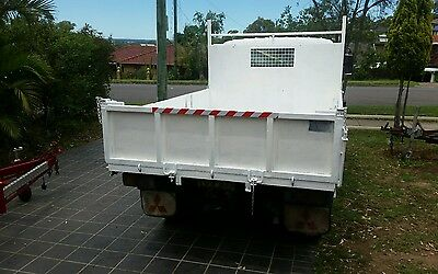 Perfect For Excavator Or Loader Mitsubishi Canter Tipper Car Licence