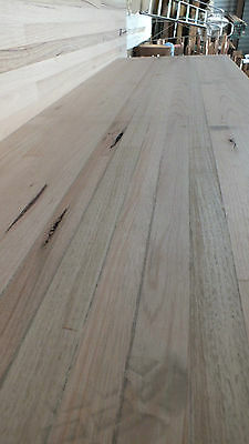 33mm thick KITCHEN BENCHTOP  2.4m x 600mm  hwd timber vic ash bench $150 ea