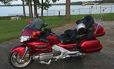 2003 Honda Gold Wing  Fantastic, clean well maintained garage kept