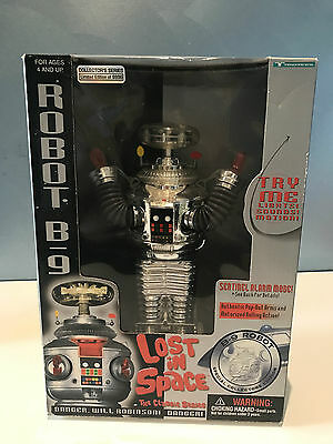 Limited Edition Lost in Space Robot