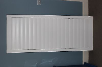 FOR SALE: Plantation Shutters White P/Up Wallan