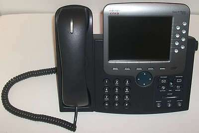 Cisco CP-7970G  IP Phone SCCP SKINNY 7970 220xAvailable