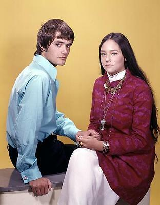 OLIVIA HUSSEY AND LEONARD WHITING ROMEO AND JULIET 8X10 PHOTO ol