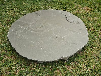 Stepping Stone Green Quartzite. Real stone.