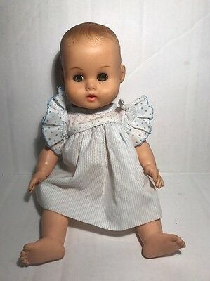 "Ginny Baby 11""  Doll 1950's Vogue Drink Wet Great Condition!"