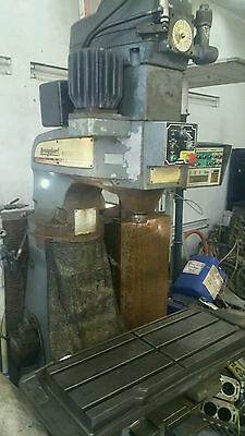 Bridgeport Series 1 Cnc Vertical Mill Milling Machine 3 Axis ���� Usa